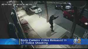 News video: Body Cam Video Of CT Shooting Released
