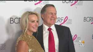 Bill Belichick, Linda Holliday Honored For Work In Fight Against Breast Cancer [Video]