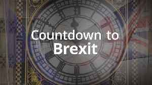 Countdown to Brexit: 190 days until Britain leaves the EU [Video]