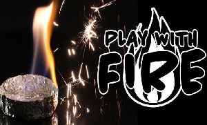 Play with fire! This is how to make flames
