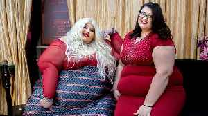 550lb Beautician Launches Plus-Size New Salon And NightClub [Video]
