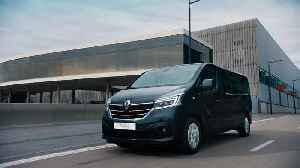 2019 New Renault Trafic Trailer [Video]