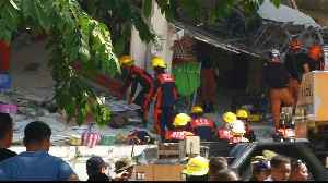 Rescuers search for survivors after deadly Phillipine quake [Video]