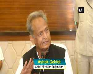 PM Modi only misguides people CM Ashok Gehlot [Video]