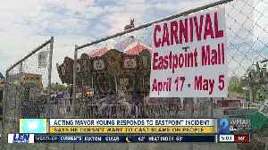 Ex Officio Mayor Young responds to county councilman blaming city residents for carnival closure [Video]