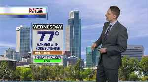 Mark's Morning Forecast [Video]