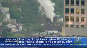 New Report Says Pittsburgh Is Among Worst For Air Quality [Video]