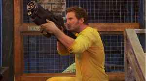 Chris Pratt Expresses His Excitement For 'Guardians Of The Galaxy, Vol. 3' [Video]