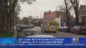 Nearly 20 Treated For Drug Overdoses On West Side [Video]