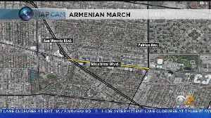 Armenians To March In Los Angeles For Genocide Remembrance [Video]