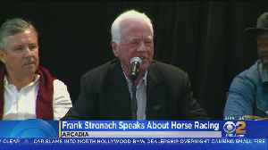 Family That Controls Santa Anita Park Feuds Over Control [Video]