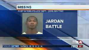 Missing Person: Fort Myers Police Department is searching for missing Jardan Battle [Video]