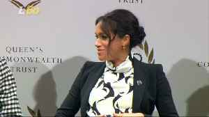News video: Will Meghan Markle Take An 'American' Maternity Leave?