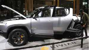 Ford Invests $500 Million In Electric Truck Maker Rivian [Video]