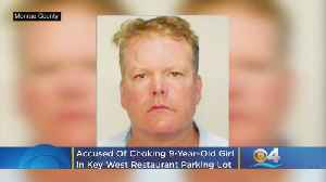 Man Accused Of Choking Girl, 9, At Key West Restaurant Parking Lot [Video]
