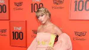 Taylor Swift: 'Songwriting helps me process the good and bad in my life' [Video]