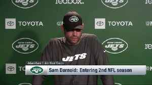 New York Jets head coach Adam Gase on quarterback Sam Darnold: 'He takes coaching as well as anybody I've ever been around' [Video]