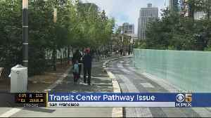 Walking Path Atop San Francisco Salesforce Transit Center Needs Replacing, Could Cost $1M [Video]
