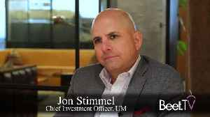 Finding OTT's Ad Value Amid The SVOD Boom: UM Worldwide's Stimmel [Video]