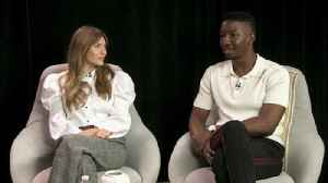 'Sorry for Your Loss' stars talk about changing things up in Season 2 [Video]
