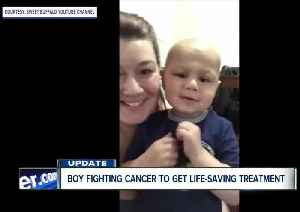Insurance approves possible life-saving treatment for a 4-year-old fighting cancer [Video]