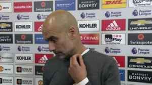 Guardiola: We must stay calm [Video]