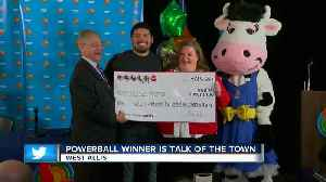 Powerball winner is the talk of West Allis [Video]