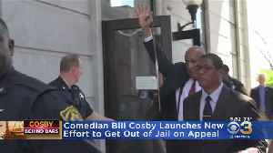 Bill Cosby Launching New Effort To Get Out Of Prison [Video]