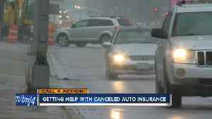Call 4 Action: Getting help with canceled auto insurance [Video]