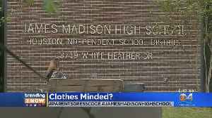 Trending: Texas School Sets Dress Code For Parents