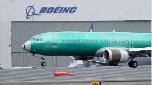 News video: Boeing Abandons Outlook, Takes $1 Billion Cost Hit In MAX Crisis