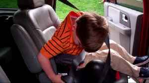New Law Will Require Many Kids to Use Booster Seats Longer in Washington State [Video]