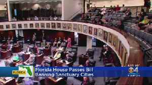 'Sanctuary Cities' Bill Clears State House [Video]