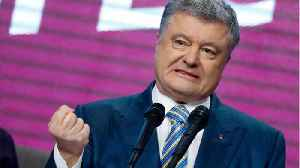 Ukraine's Leaders Denounce Russia Over East Ukraine Passports [Video]