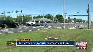 $2M safety project planned for U.S. 19 in Pasco Co. [Video]