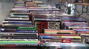 Annual Book Sale coming to Georgia National Fairgrounds [Video]