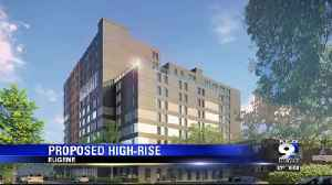 Third student housing high-rise proposed in Eugene [Video]