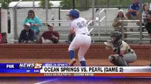 High School Softball: Ocean Springs vs. Pearl [Video]