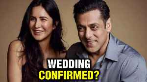 Salman Khan And Katrina Kaif To Get Married? Fans Request [Video]