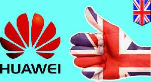 UK okays use of Huawei for 'non-core' 5G network tech [Video]