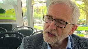 Corbyn defends OAP bus pass as he calls for more rural buses [Video]