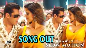 New Song titled 'Slow Motion' from Salman's Bharat OUT [Video]