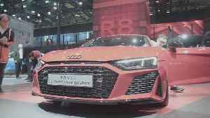 Audi Stand at Auto Shanghai 2019 [Video]
