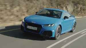 The new Audi TT RS Driving Video [Video]