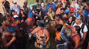 Bolsonaro' government threatens indigenous peoples [Video]