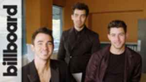 Jonas Brothers Play 'How Well Do You Know Your Bandmates?'   Billboard [Video]