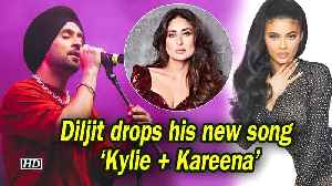 Diljit drops his new 'Kylie + Kareena' song [Video]