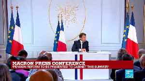 Macron: 'I have many defects... but I don't believe I was deaf' [Video]