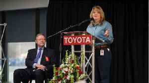 Toyota To Reaffirm Commitment To Canada [Video]