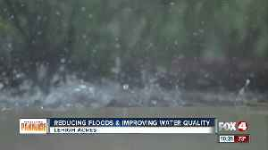 Stormwater storage and water quality project complete in Lehigh Acres [Video]